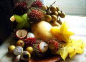 10 eksotiski augļi, kas piešķir garšu ēdienam