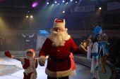 """Ļaujies Ziemassvētku priekam, apmeklējot jauno Rīgas cirka izrādi """"Trīs burvju ūdens lāses"""""""