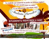 Tiek izsludināts video konkurss STUDENTU REKORDI un veidota studentu rekordu e-grāmata