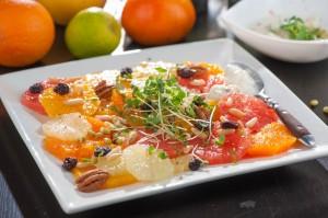 Citrusauglu salati