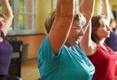 Gemeinsame Fitnessübungen