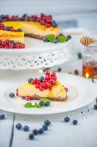 Grieku jogurta torte